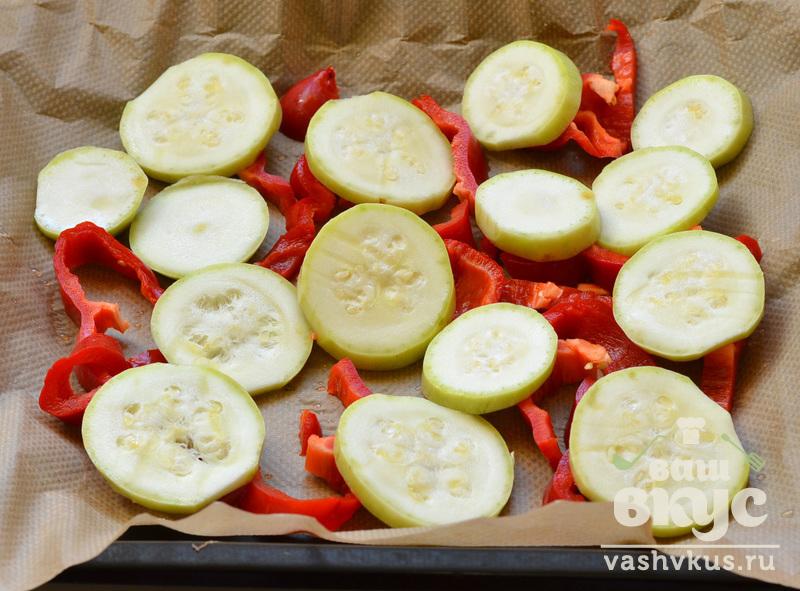 рецепты окорочка в духовке с овощами фото