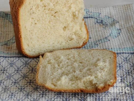 Хлеб с манкой