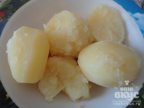 Запеканка «Овощной бум» в духовке