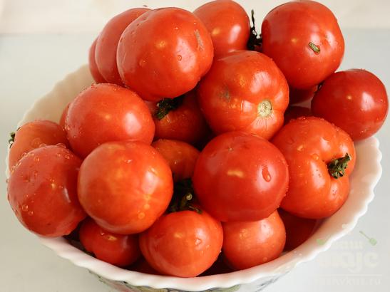 Домашний засол помидоров