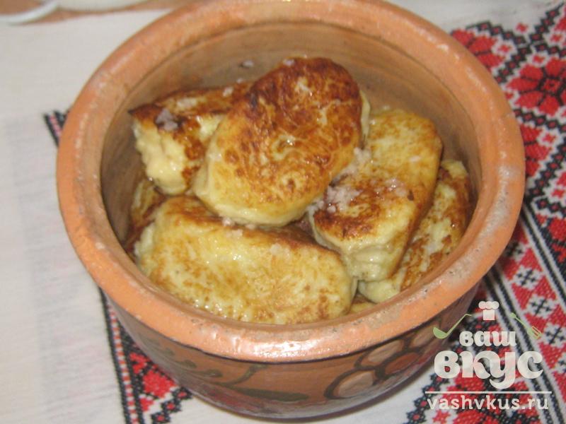 Картофельные котлеты с соусом рецепт пошагово в