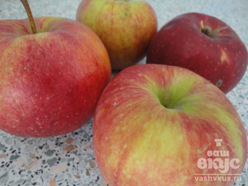 Домашний яблочно - медовый мармелад