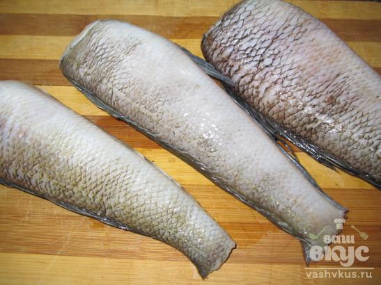 Рыба в ореховом кляре