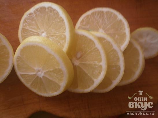 Лимонный ликер
