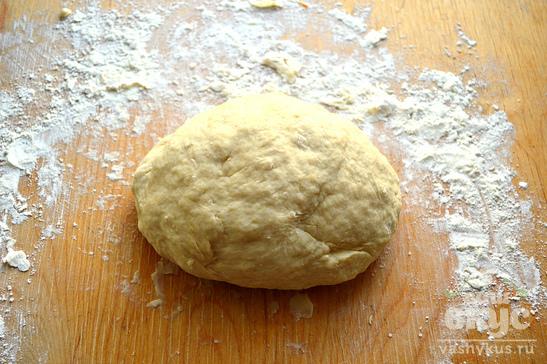 Домашний итальянский хлеб