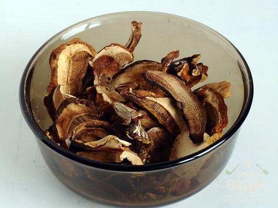 Суп-пюре овощной с грибами