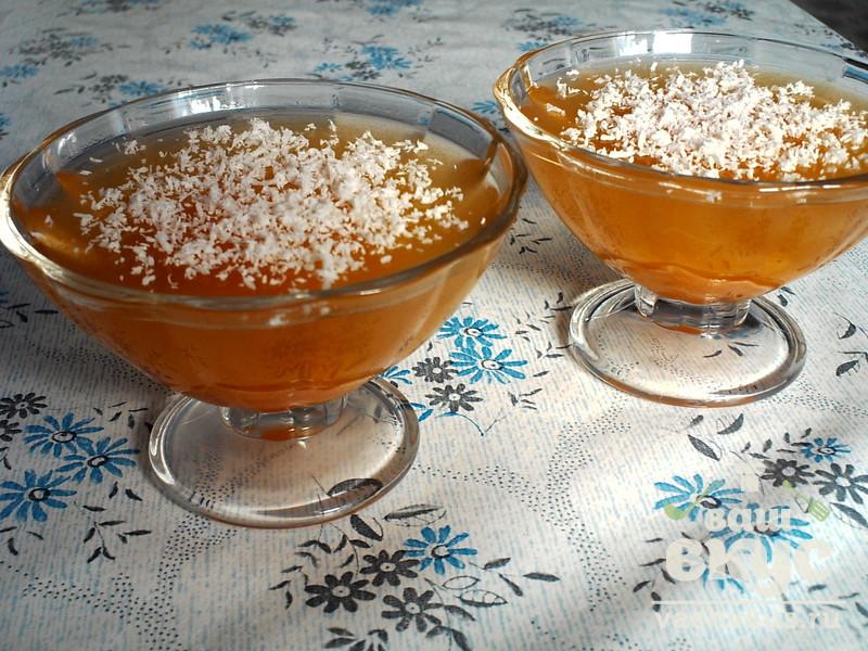 абрикосовое желе рецепт