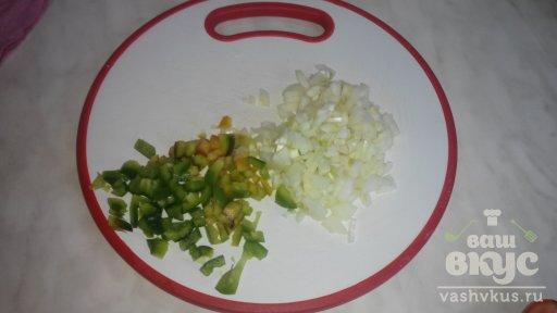 Тушеные овощи со сливками в мультиварке
