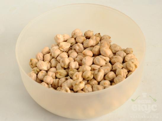 Соленые орешки из нута