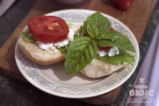 Летний сэндвич