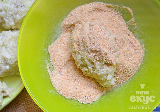 Котлеты с манкой рецепт с пошагово
