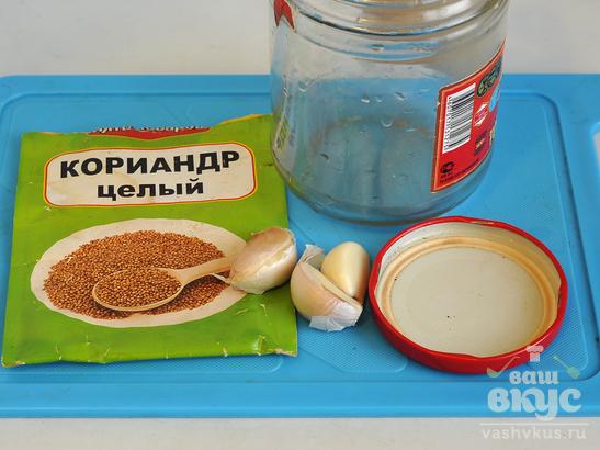 Засолка острого перца