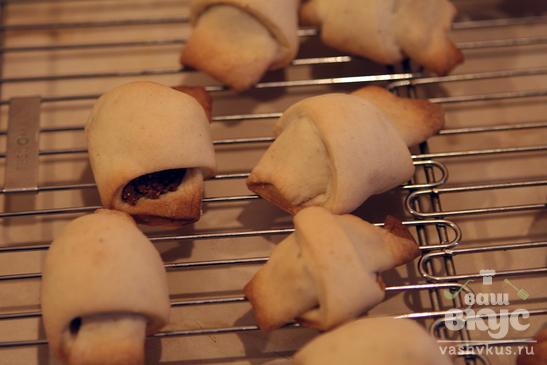 Пальчики с орехово - яблочной начинкой