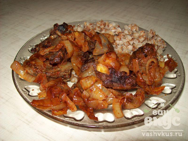 Блюда из свиного лёгкого рецепт