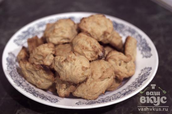 Печенье на яблочном джеме