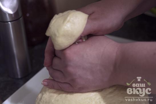 Пирожки с печёночным паштетом