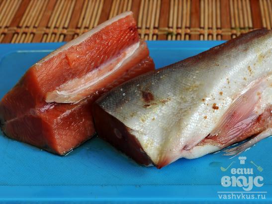 Рыбные оладьи по-американски