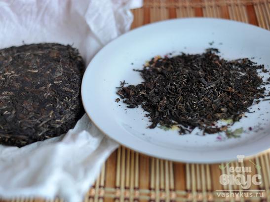 Чай с пельменями по-монгольски