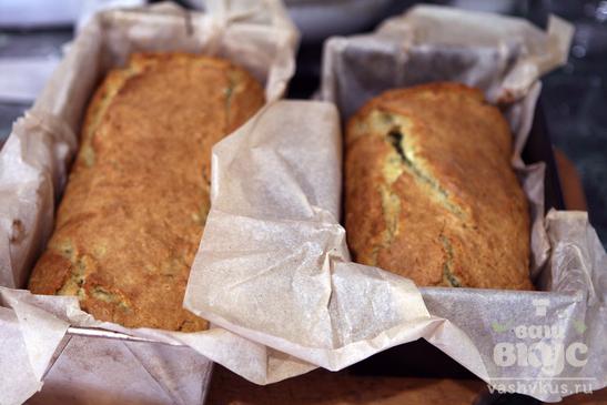 Хлеб с начинкой из крапивы