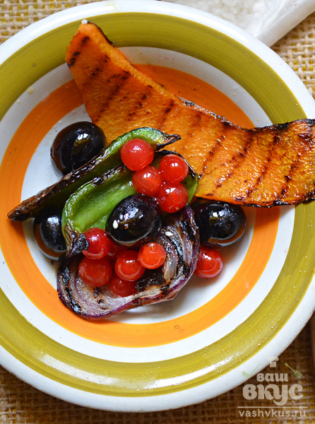 Рыба по-японски