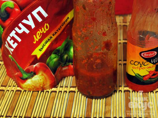 Испанский суп с нутом «Косидо»