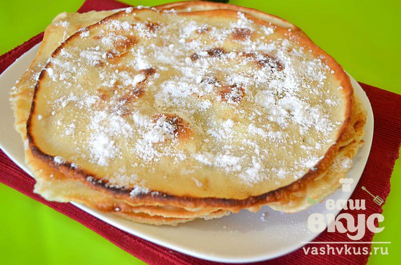 Быстрое дрожжевое тесто на воде на пирожки рецепт