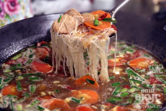 Азиатский суп