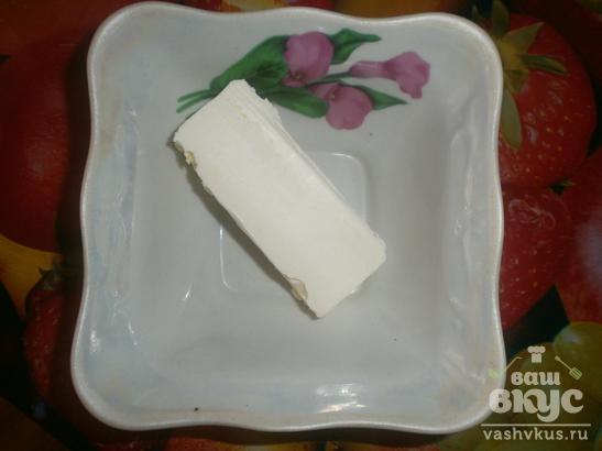 Глазурь из какао и сметаны