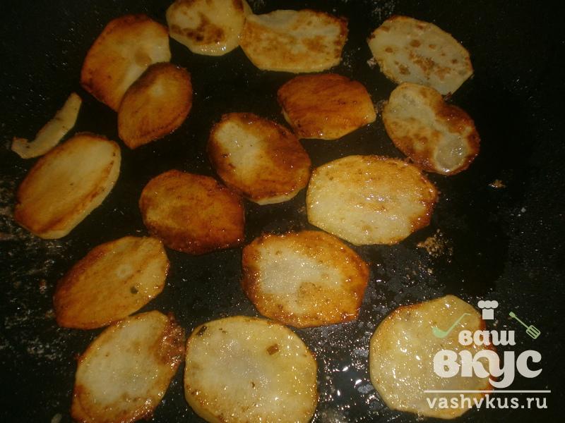 Картофельные чипсы на сковороде рецепт пошагово в домашних условиях 40
