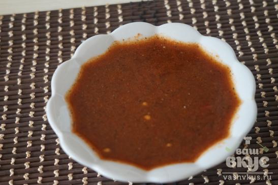 Домашний соус барбекю для мяса