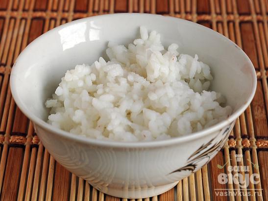 Овощи с рисом по-китайски