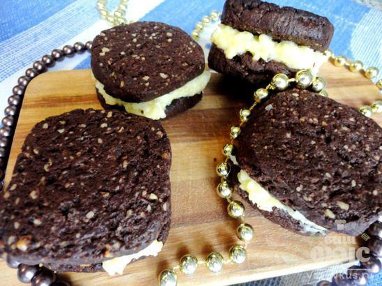 Печенье «Шоколадный твист»