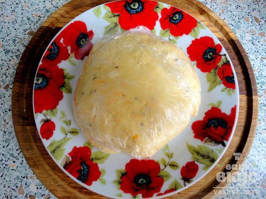 Хлебцы пшеничные с сыром