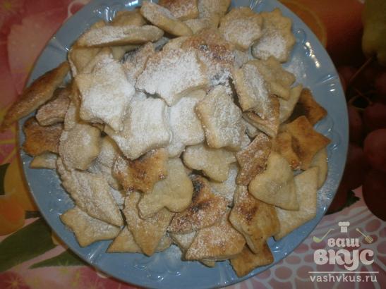 Печенье «Хрустящее»