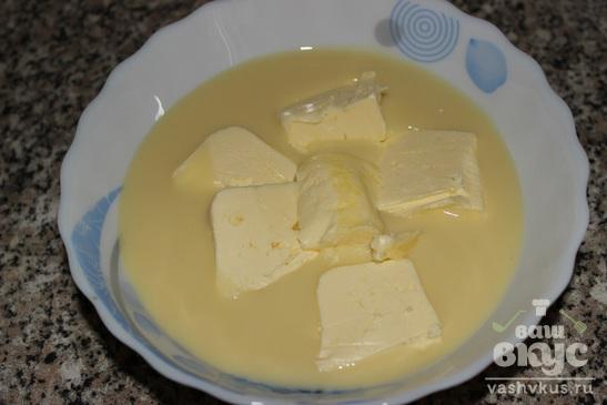 Торт Муравейник со сгущенкой
