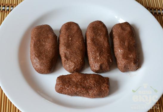 """Пирожное """"Картошка"""" по ГОСТу"""
