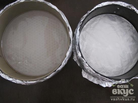 Бисквит на кипятке с сухим молоком