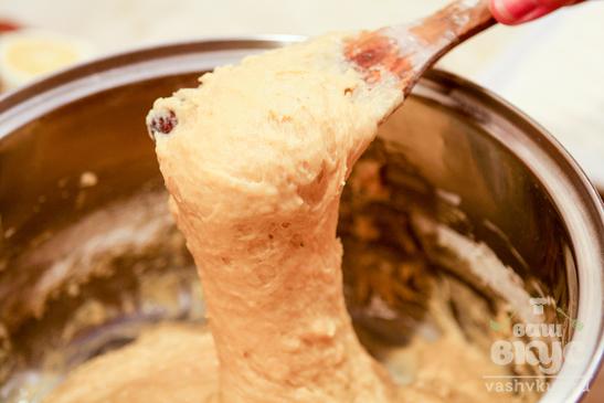 Печенье к Пасхе