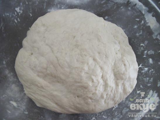 Самое экономное тесто для пирожков