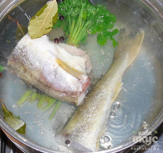 Расстегаи с рыбой