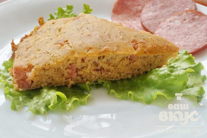 Пироги с колбасой рецепт пошаговый 84