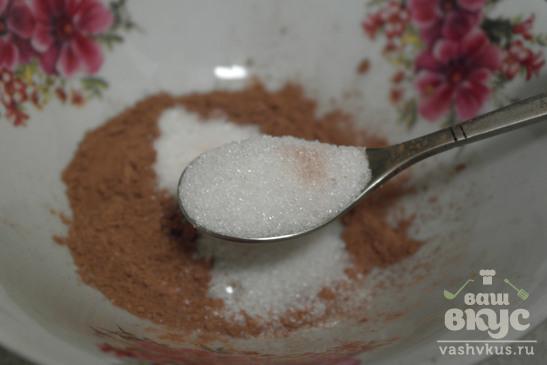 """Напиток """"Какао на молоке"""""""