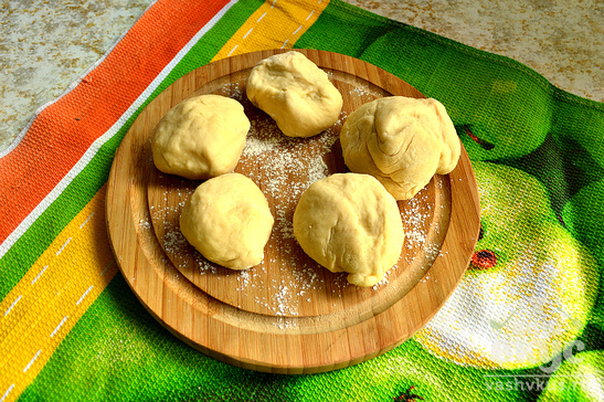 Пирожки с мясной начинкой по-литовски