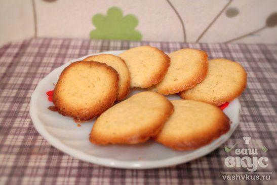 Печенье простое к чаю