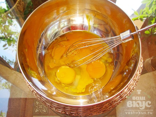 Сырный омлет