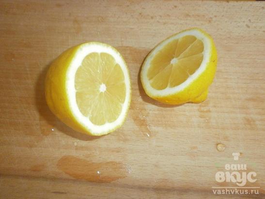 Шпикачки на костре с лимонным соком