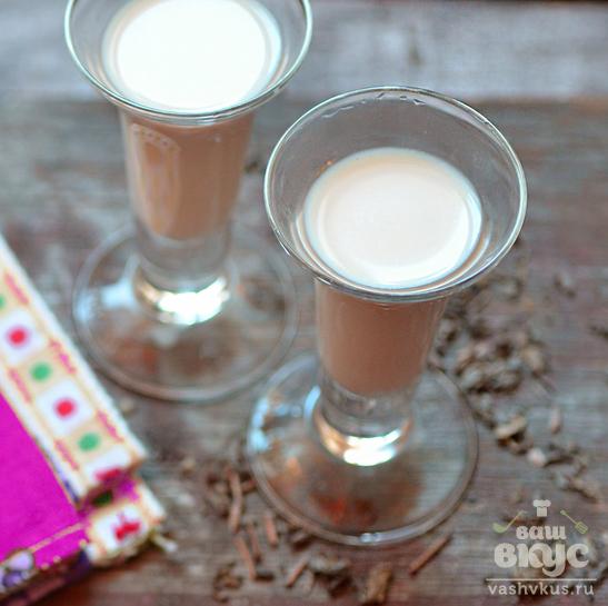 Индийский чай со специями