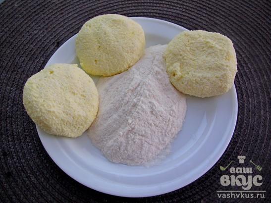 Медово - ванильные сырники