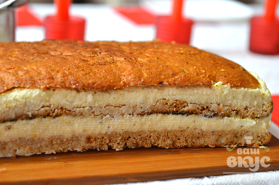 Крем для тортов с манкой