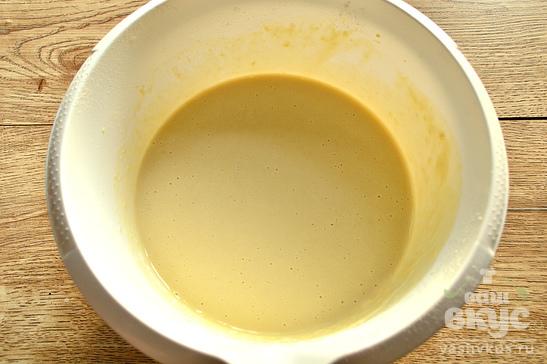 Сладкие оладьи на кислом молоке